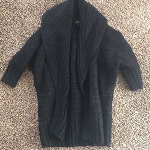 Express black sweater